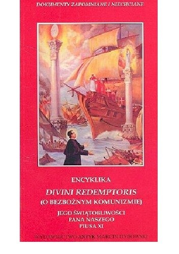 Okładka książki Divini Redemptoris