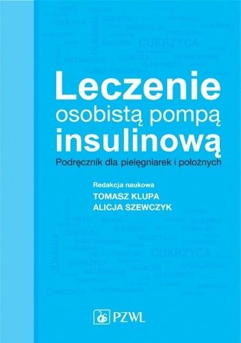 Okładka książki Leczenie osobistą pompą insulinową