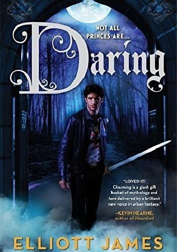 Okładka książki Daring
