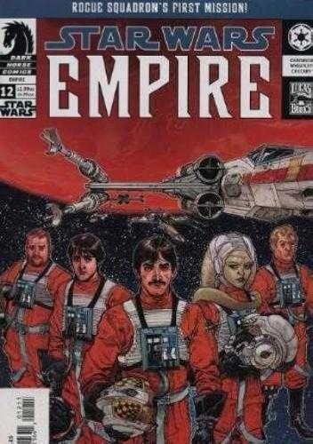 Okładka książki Star Wars: Empire #12