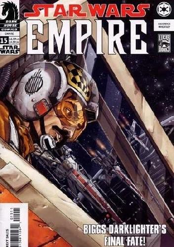 Okładka książki Star Wars: Empire #15
