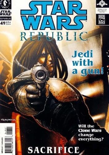 Okładka książki Star Wars: Republic #49