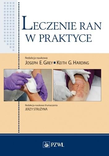 Okładka książki Leczenie ran w praktyce