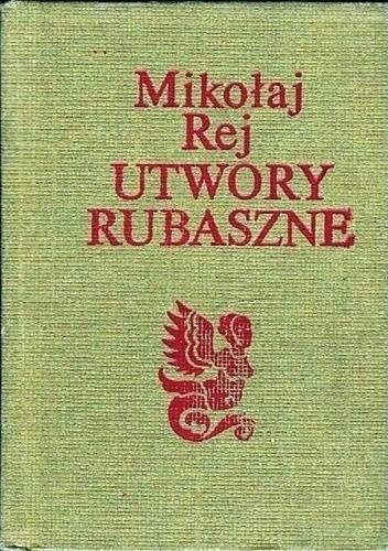 Okładka książki Utwory rubaszne