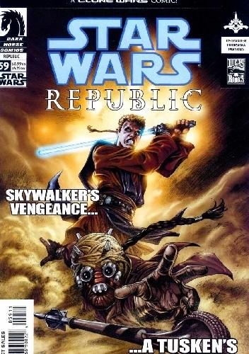 Okładka książki Star Wars: Republic #59