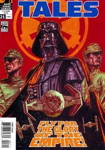 Okładka książki Star Wars Tales #21