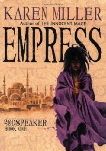 Okładka książki Empress