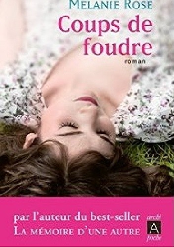 Okładka książki Coups de foudre
