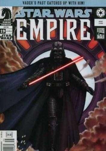 Okładka książki Star Wars: Empire #19