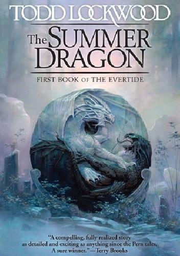 Okładka książki The Summer Dragon