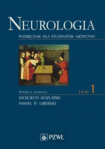 Okładka książki Neurologia. Tom 1