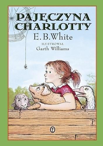 Okładka książki Pajęczyna Charlotty