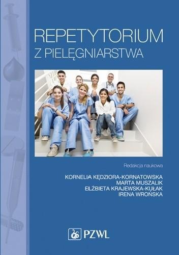 Okładka książki Repetytorium z pielęgniarstwa. Dodruk
