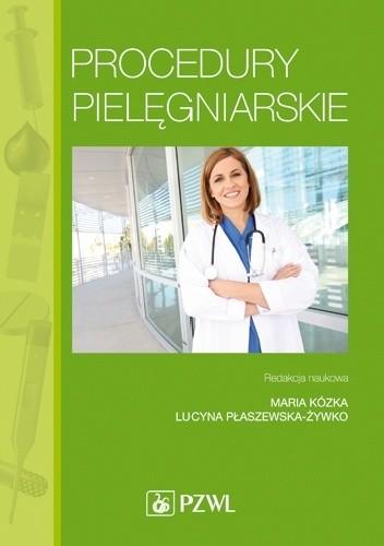 Okładka książki Procedury pielęgniarskie. Podręcznik dla studiów medycznych. Dodruk