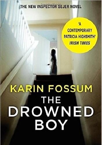 Okładka książki The drowned boy