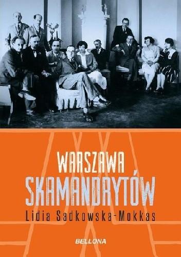 Okładka książki Warszawa Skamandrytów