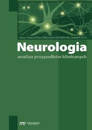 Okładka książki Neurologia. Analiza przypadków klinicznych