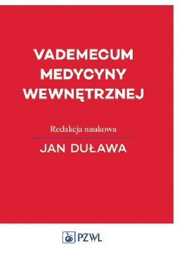 Okładka książki Vademecum medycyny wewnętrznej