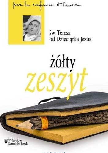 Okładka książki Żółty zeszyt