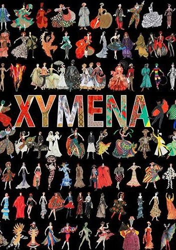 Okładka książki Xymena