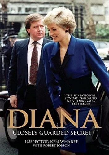 Okładka książki Diana: Closely Guarded Secret