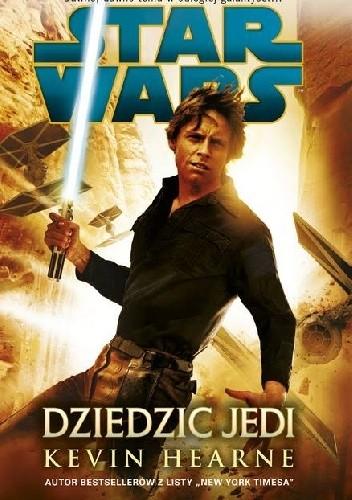 Okładka książki Dziedzic Jedi