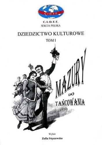 Okładka książki Mazury do tańcowania