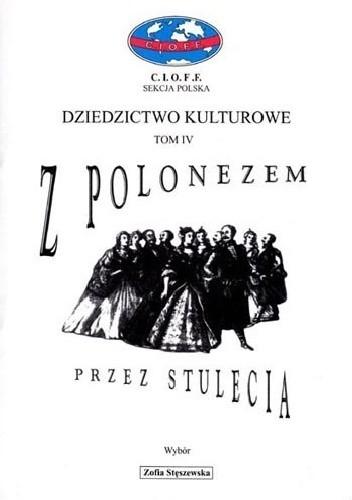 Okładka książki Z polonezem przez stulecia