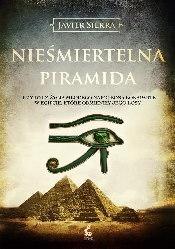 Okładka książki Nieśmiertelna piramida