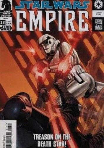 Okładka książki Star Wars: Empire #13