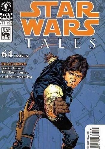Okładka książki Star Wars Tales #11
