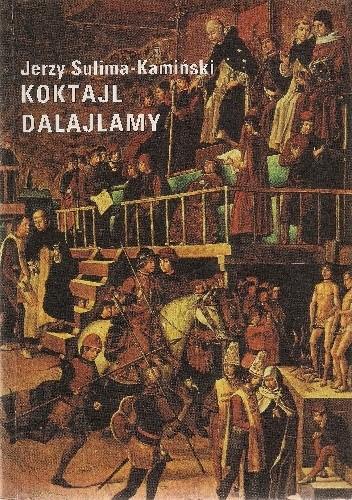 Okładka książki Koktajl Dalajlamy