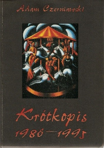 Okładka książki Krótkopis 1986-1995