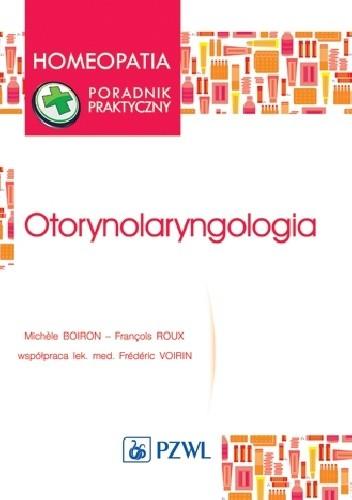 Okładka książki Otorynolaryngologia