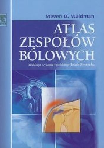 Okładka książki Atlas zespołów bólowych