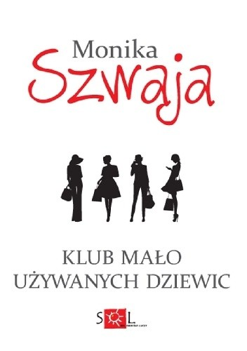 Okładka książki Klub Mało Używanych Dziewic
