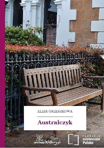 Okładka książki Australczyk