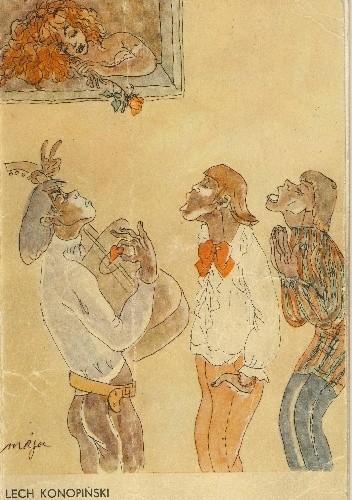 Okładka książki Diabelskie sztuczki