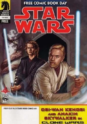 Okładka książki Free Comic Book Day: Star Wars