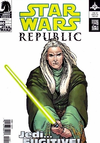 Okładka książki Star Wars: Republic #80