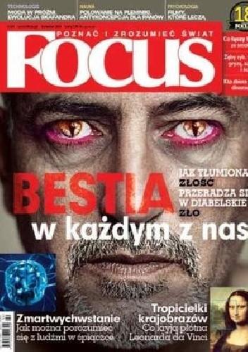 Okładka książki Focus, nr 4/2013