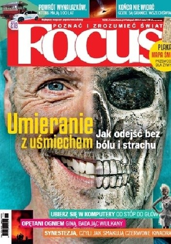 Okładka książki Focus, nr 11/2013