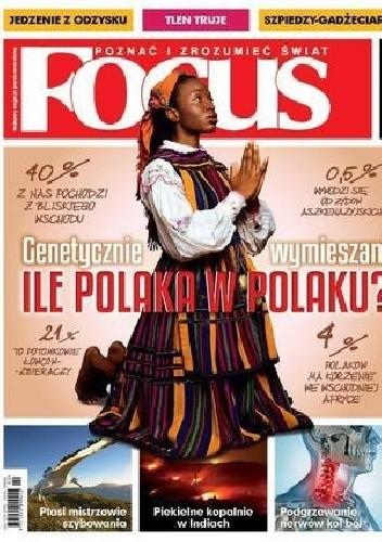 Okładka książki Focus, nr 2/2014