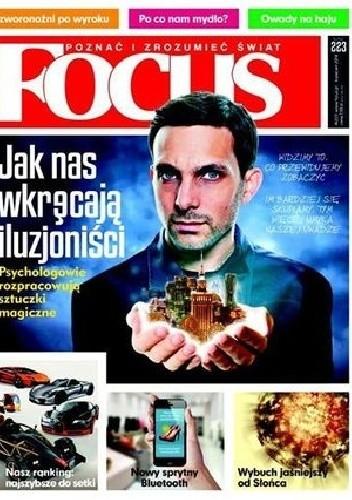 Okładka książki Focus, nr 4/2014