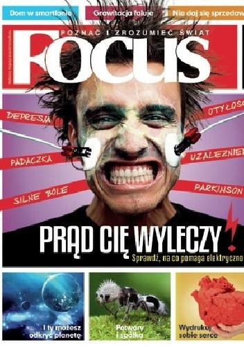 Okładka książki Focus, nr 5/2014