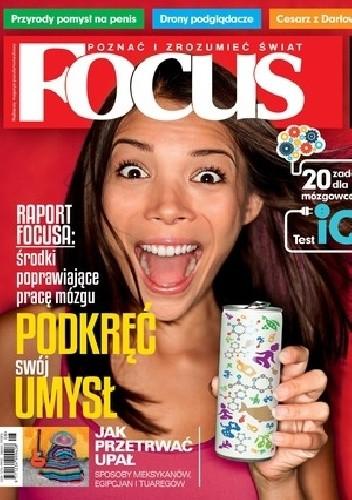 Okładka książki Focus, nr 8/2014