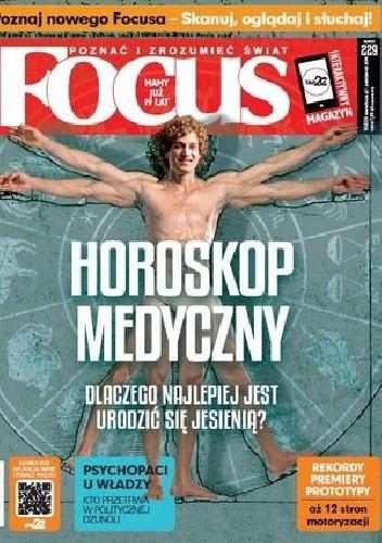 Okładka książki Focus, nr 10/2014