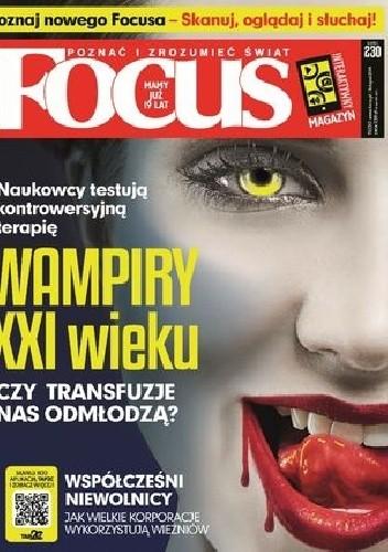 Okładka książki Focus, nr 11/2014