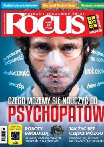Okładka książki Focus, nr 12/2014