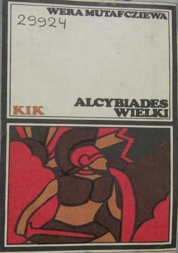Okładka książki Alcybiades Wielki